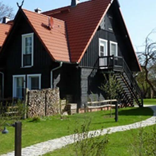 Schwarze Ecke Burg
